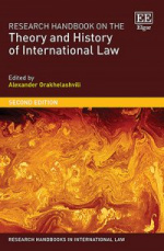 Research handbook of theory and history of international law